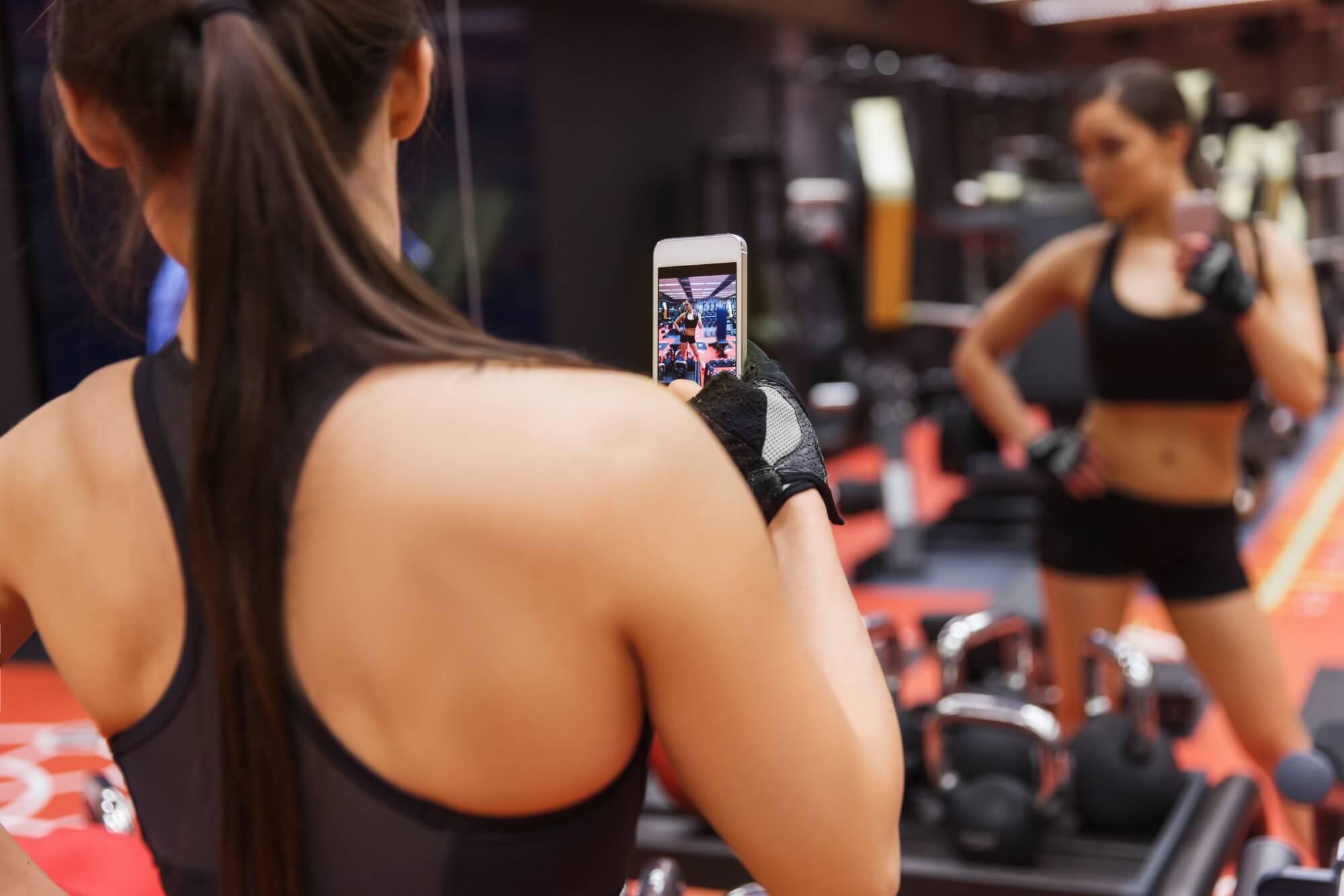 Hinterfrage den Fitness-Boom