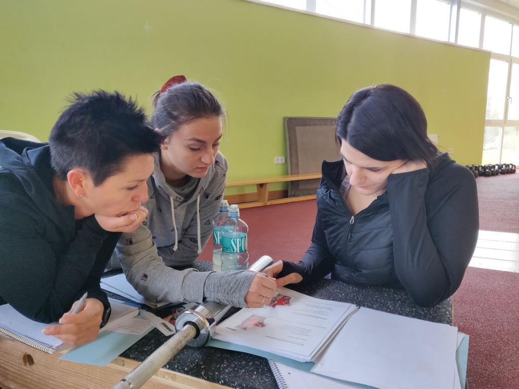 Trainerausbildung Praxis Gruppenlernen