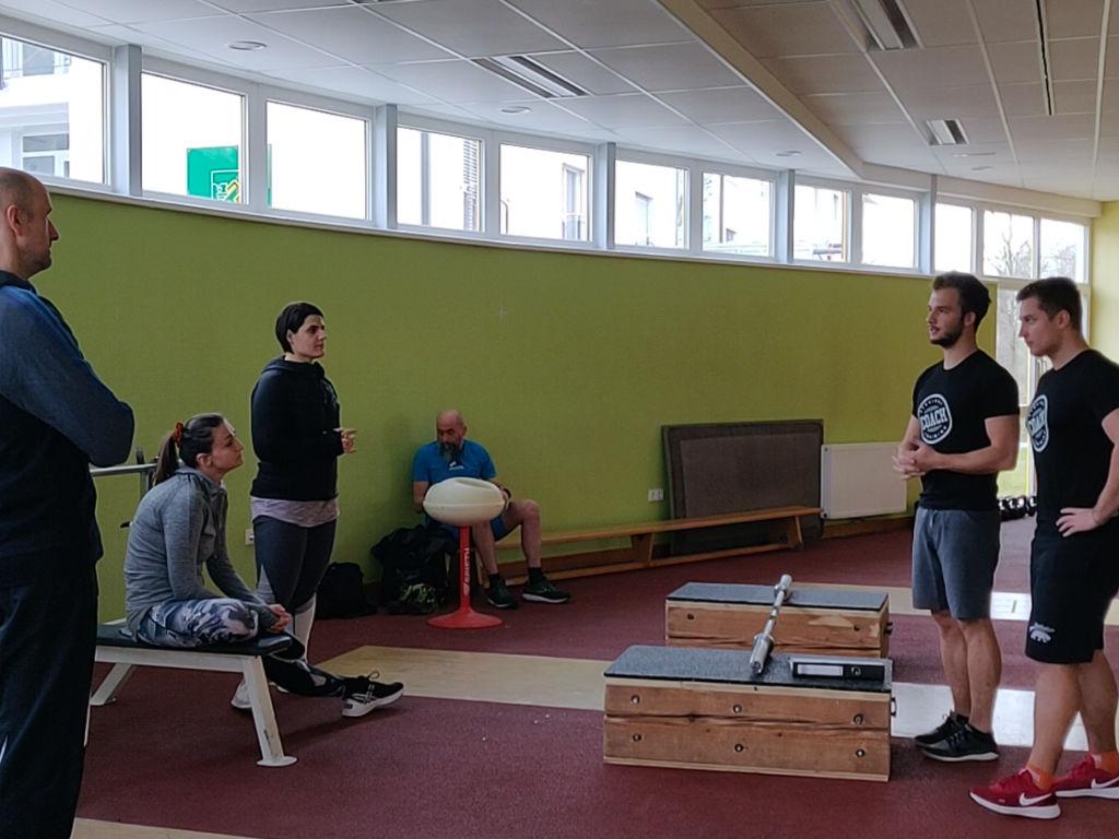 Trainerausbildung Praxis Unterricht