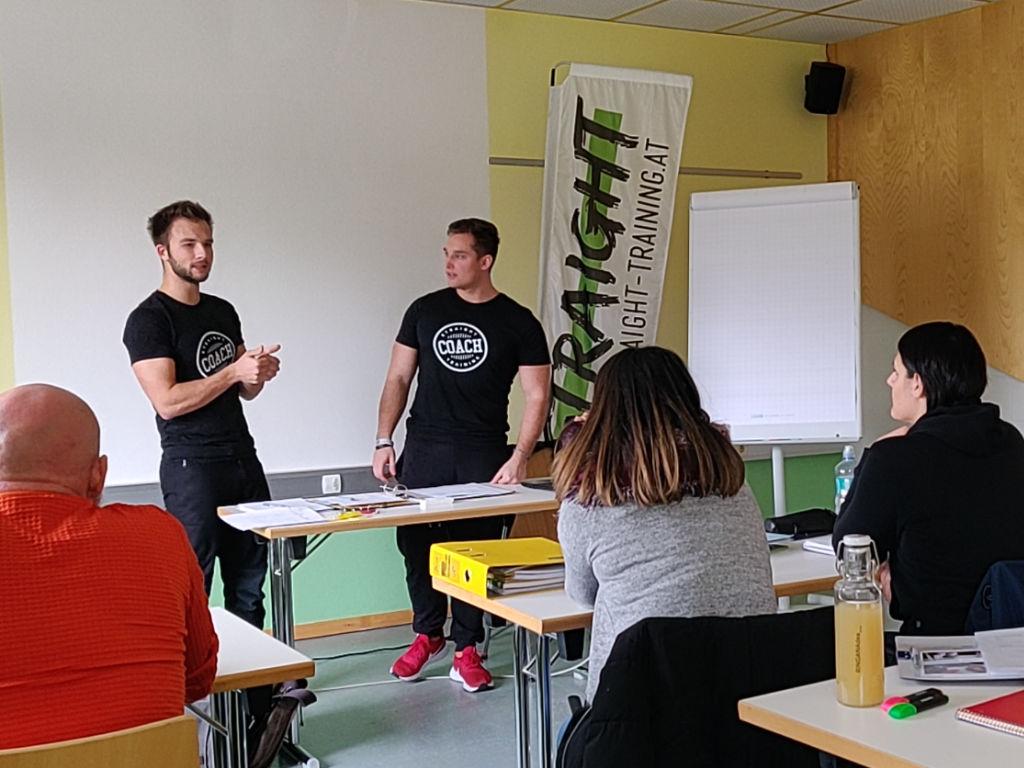 Trainerausbildung Praxis Vorlesung