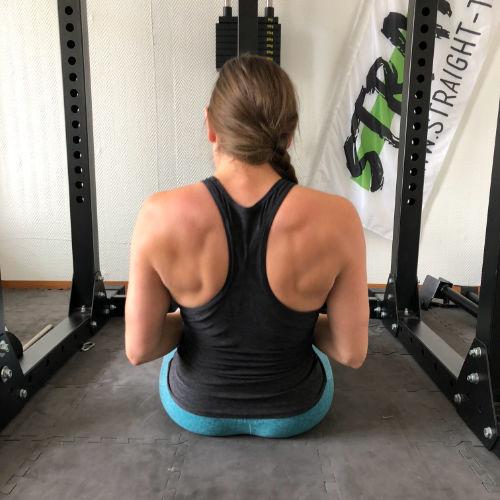 Krisi Personal Training Muskelaufbau